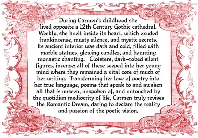 Carmen bio